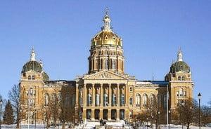 Iowa Legislative Session Resumes Wednesday 4