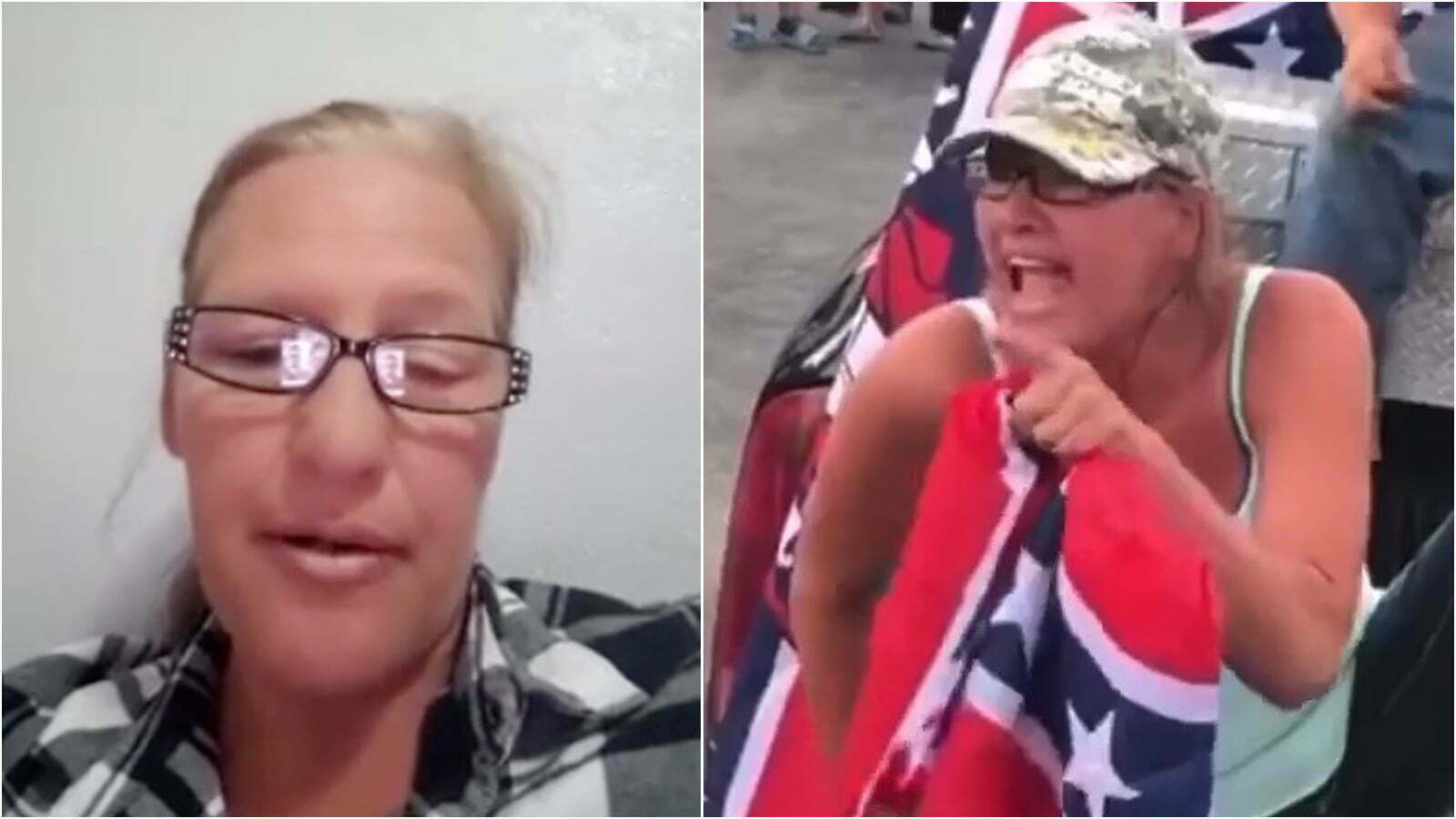 Missouri Woman Who Shouted 'KKK belief' at BLM Protest Apologizes: 'I don't represent hate' 12