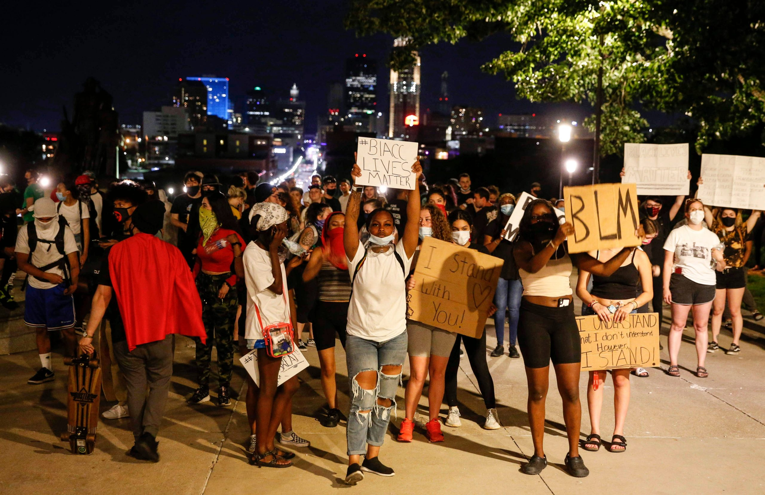Peaceful Protests Continue in Des Moines, Organizers Focused on Follow-Through by City 1