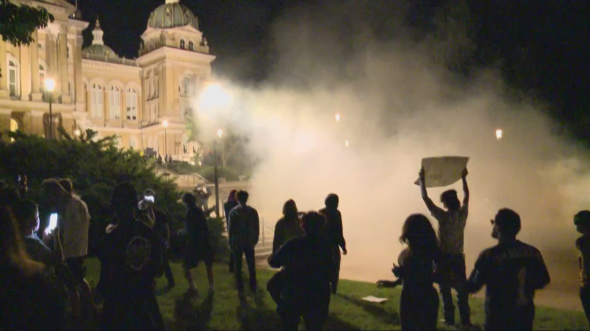 Protester Describes Getting Arrested During 'Chaos' at the Iowa State Capitol 1