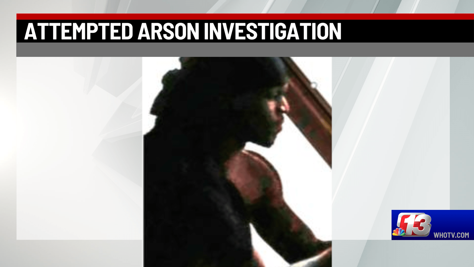 Des Moines Police Asking for Help to Identify Courthouse Arson Suspect 8