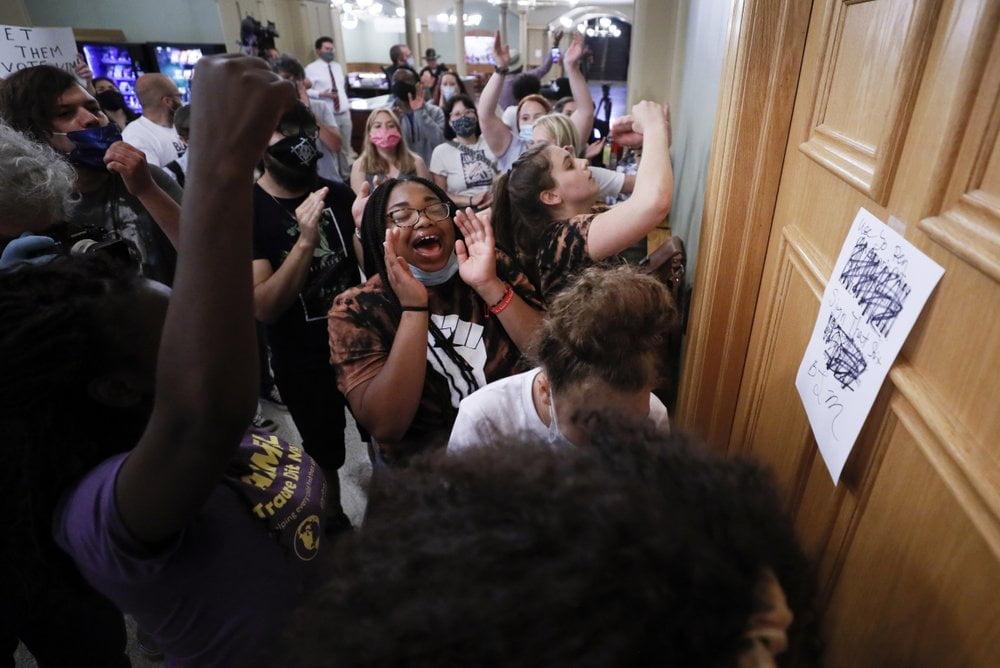 Des Moines Black Lives Matter Drafts Felon Voting Rights Proposal for Governor Reynolds 4