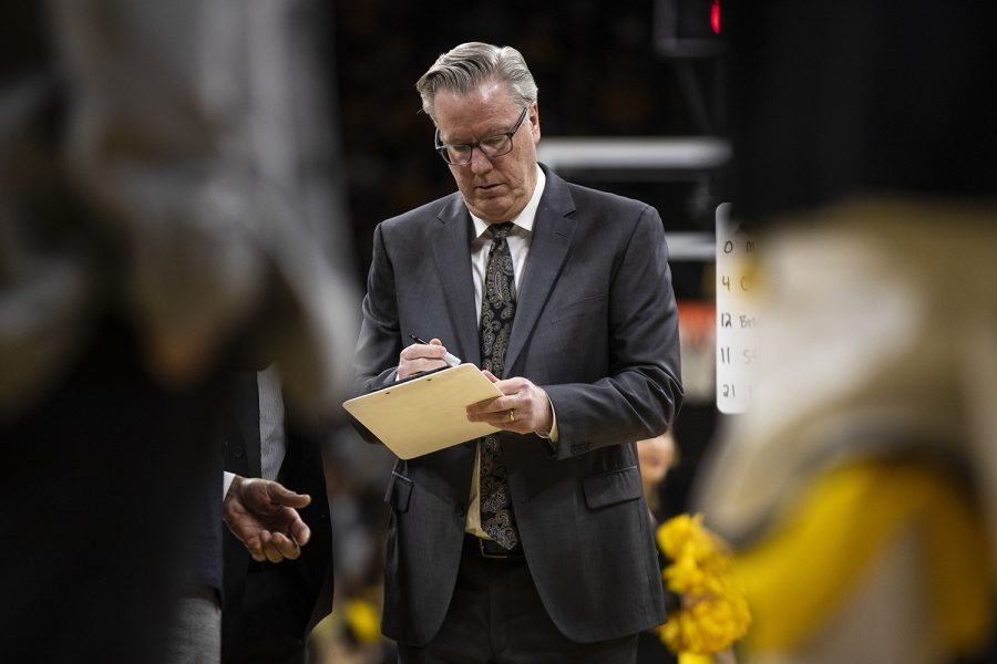 Fran McCaffery supporting Luka Garza ahead of upcoming NBA decision 1