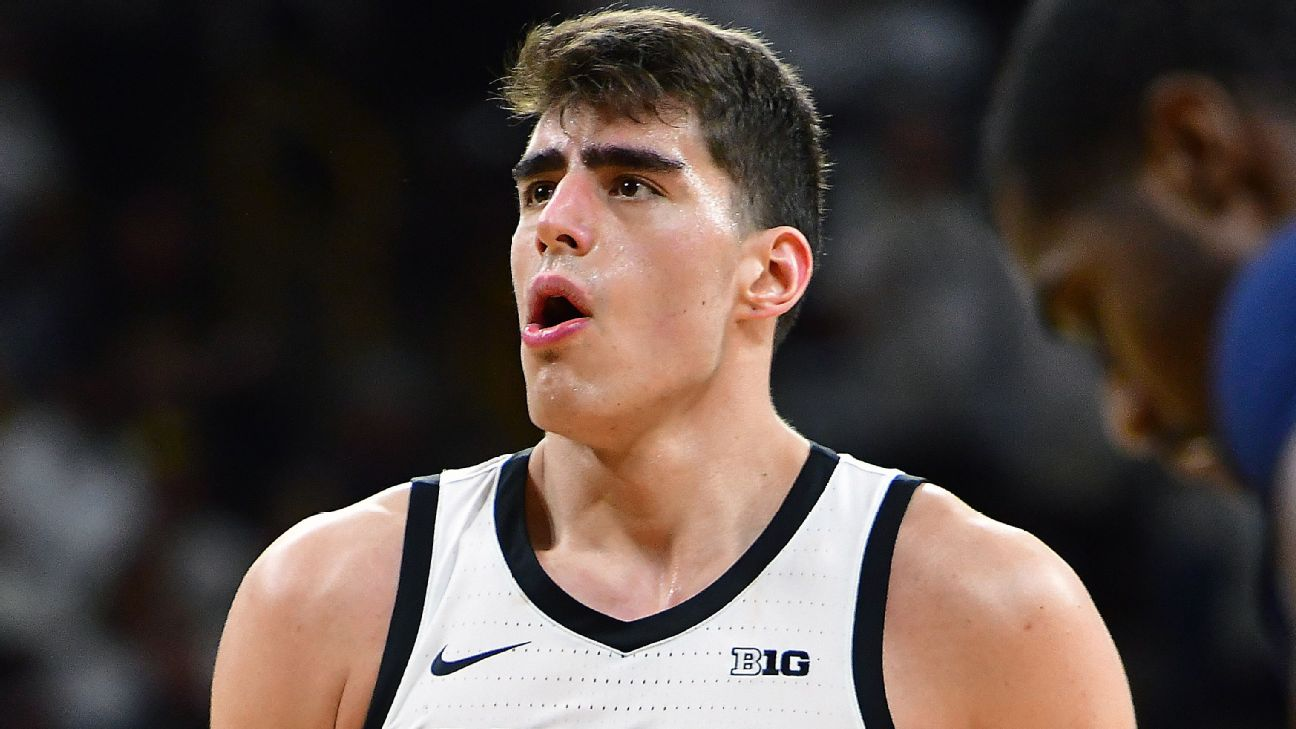 Luka Garza facing NBA decision with much still unknown 1