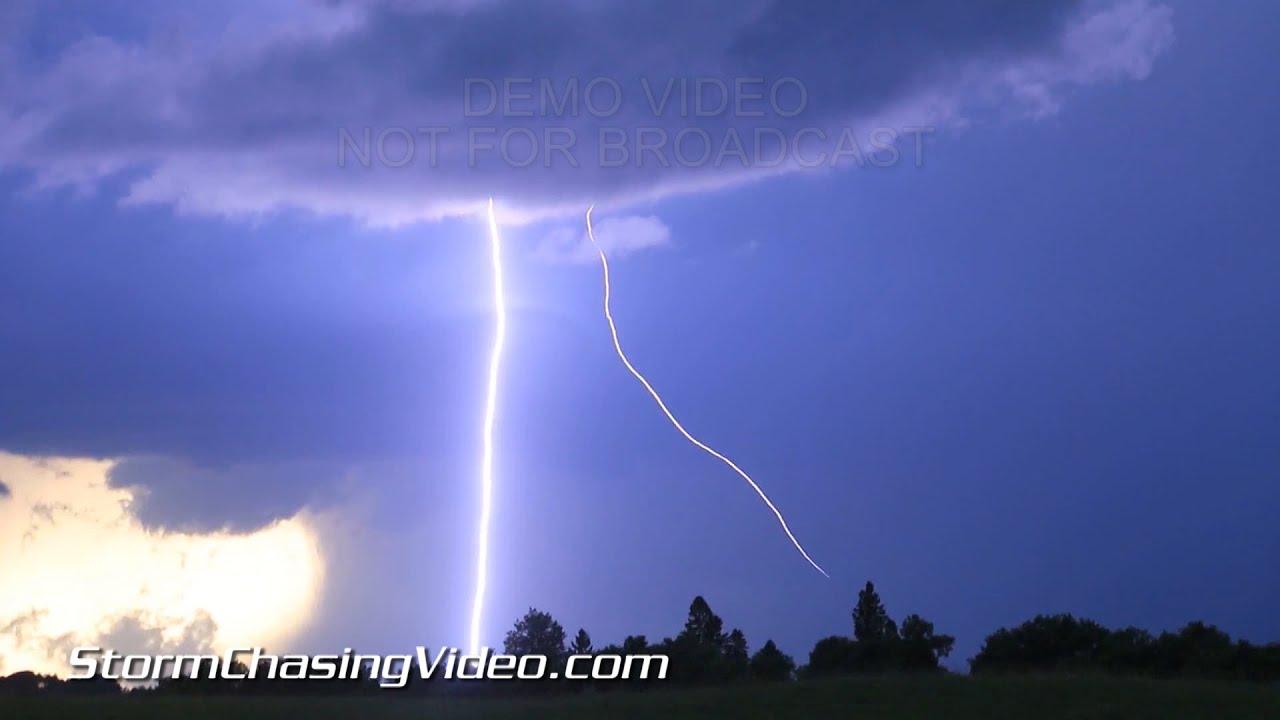 Dangerous thunderstorm headed for Marshall County 1