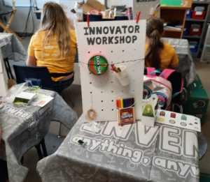 """SOLAR POWERED CRICKETS ARE PART OF """"CAMP INVENTION"""" 1"""