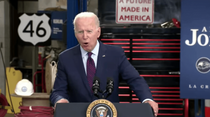 Biden tries to sell infrastructure deal in trip to Wisconsin 7